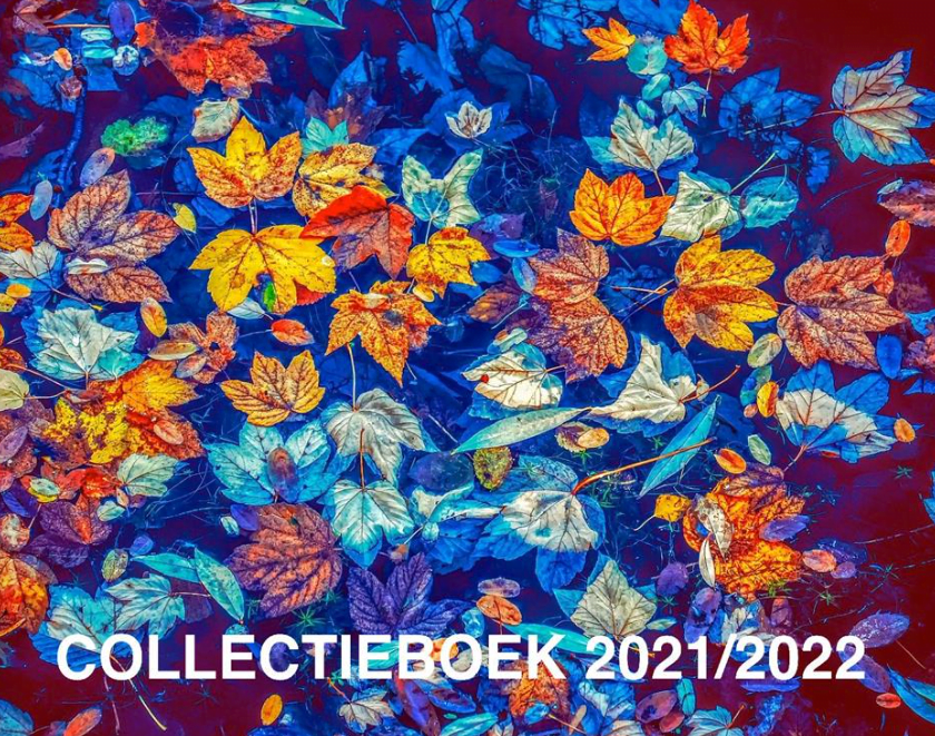 Collectieboek herfst/winter 2021/2022