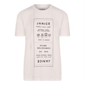 JANICE SHIRT/T-SHIRT